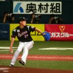 【観戦】西村体操の悪夢 Bs-M(8/16)