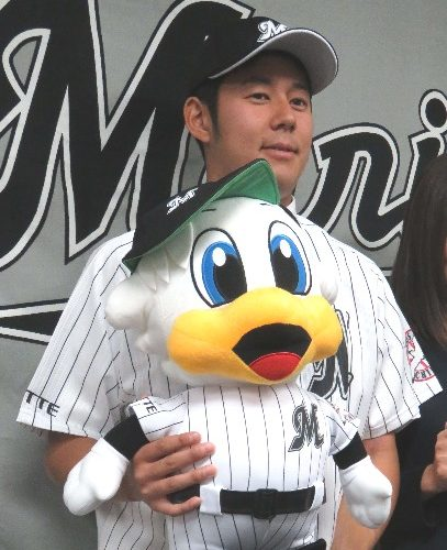 【NEWS】ロッテのドラ6永野が契約「昨日入籍いたしました」
