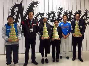 鈴木大地も感謝、接客優秀おもてなし職員表彰 – プロ野球 : 日刊スポーツ