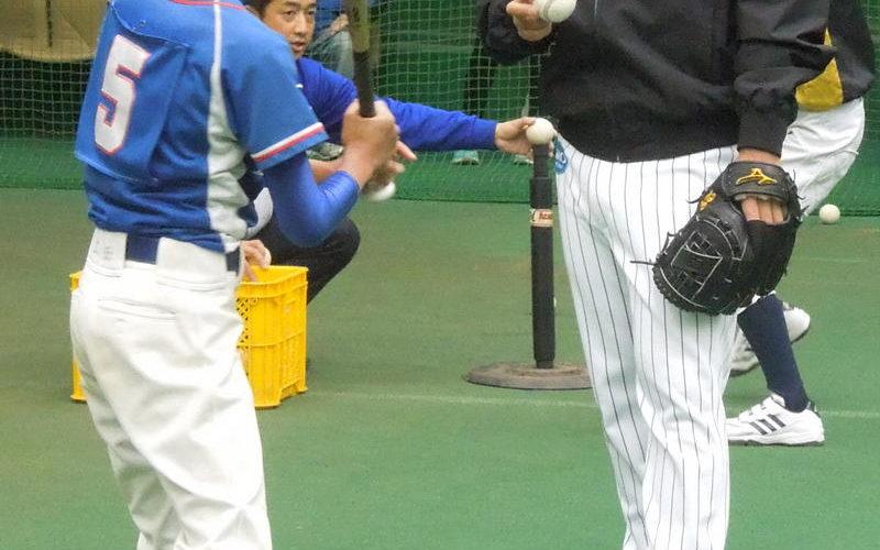 【NEWS】ロッテ田村、大谷翔平らと「94年会」設立したい